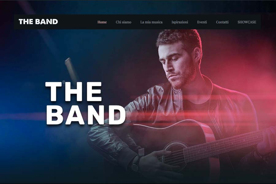 THE BAND – gruppo musicale