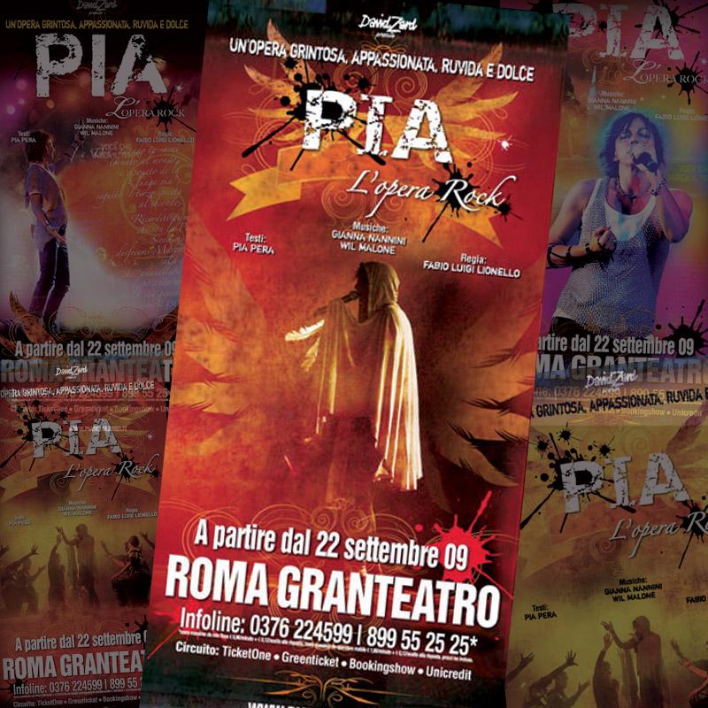 Pia – Gianna Nannini