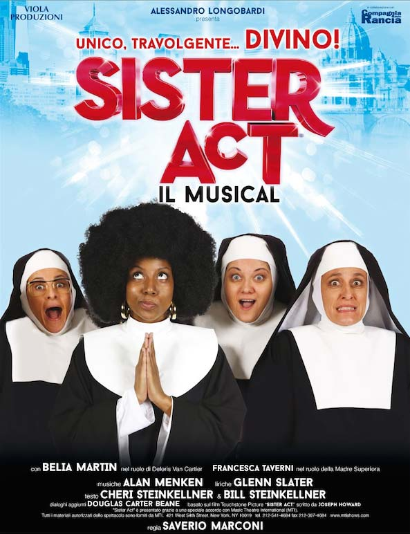 Sister Act il musical