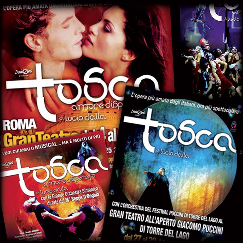 Tosca – amore disperato